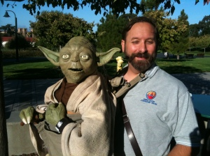 Yoda, alias Michael E Gerber?