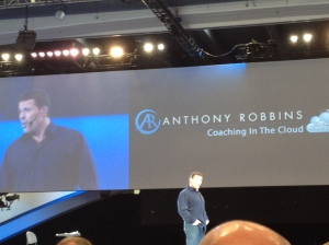 Anthony Robins at Dreamforce